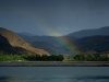 Loch Carron Rainbow