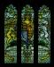 Stained Glass Diamond Jubilee Window