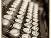 Typewriter Keys - Peter Bindon