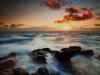 27. hebridean sunset. les forrester..jpg