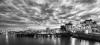 Bridlington Harbour at Dusk