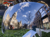 Highly Commended - Digital - A Distorted View of St Pauls Cathedral By David Carr