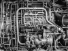 Prints - 2nd Place - Pipe Lines - Steve Wood