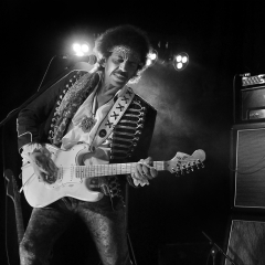 Open 3rd - HENDRIX-IS-ALIVE-By-Neil-Clarck-
