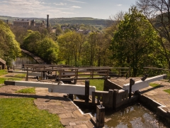 Bingley Five Rise Locks