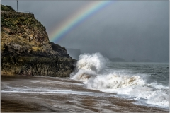 Cast Beach Tenby - Trevor Bottomley