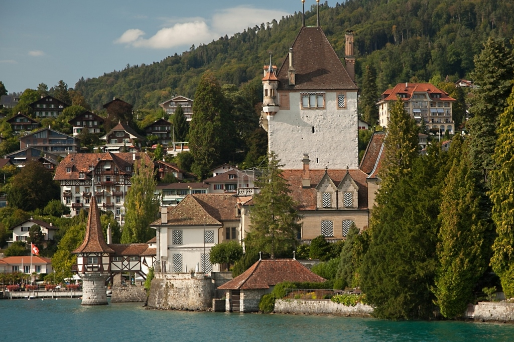 Oberhofen, Switzerland