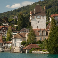 Oberhofen, Switzerland - Keith Nunns