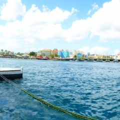 Curacao Bridge - Sue Myers