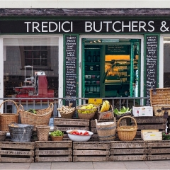 Highly Commended_Shop, Outside Display._by_Kershaw, David