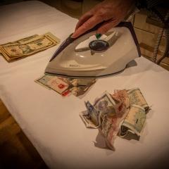 Money Laundering by John Evans