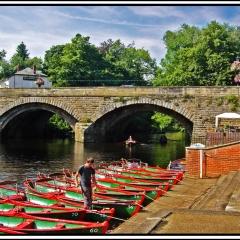 Journey Down river - Geoff Cross
