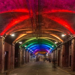 1st Place - Under the Arches by Robert Bilton