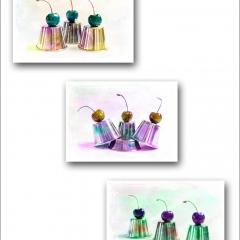 2nd - Cheery Cherries by Sally Sallett