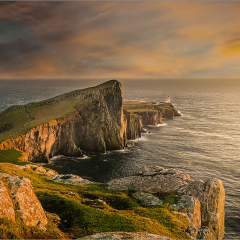 Neist Point Lighthouse_by_Neil Carter