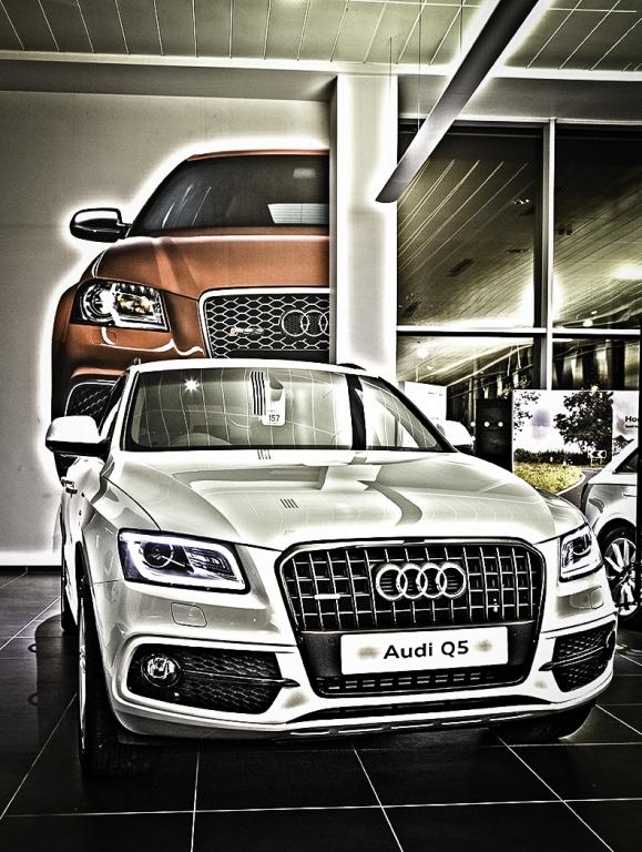 Steve Womack Stylistic Audi Q5