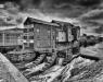2nd Print - Castleford Weir & Mill - Del Delap