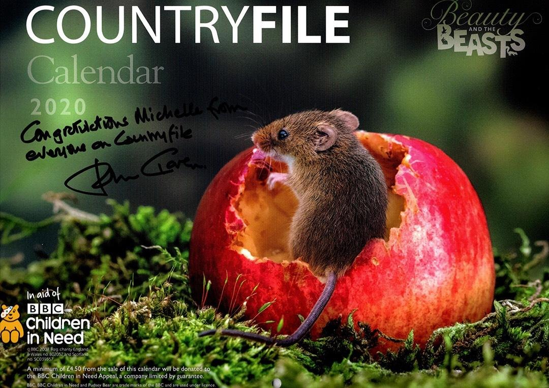 An Apple a Day brings  Countryfile success